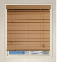 50mm Fauxwood Embossed Venetian Blinds